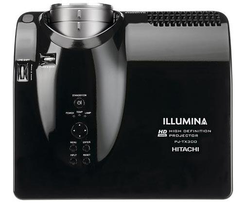 Recension av Hitachi TX-300