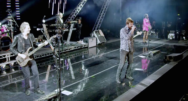 Duran Duran – A Diamond in the Mind. Live 2011 (blu-ray)