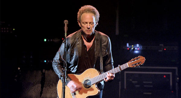 Lindsey Buckingham – Songs from the small machine, Live in L.A. (blu-ray)