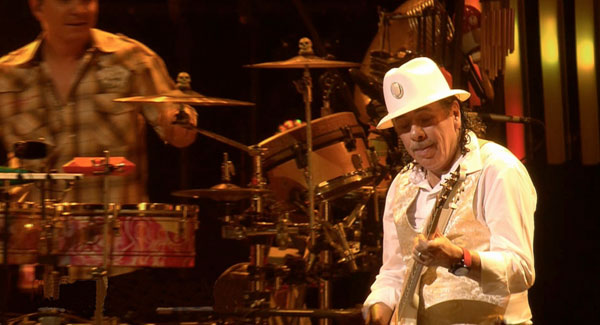 Santana � Greatest Hits, Live At Montreux 2011 (blu-ray)